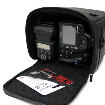Picture of RivaCase 1511 (LRPU) Antishock SLR Case black Τσάντα μεταφοράς DSLR