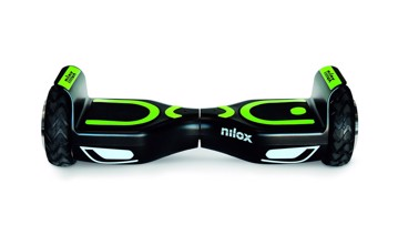 Picture of NILOX DOC  2 HOVERBOARD BLACK