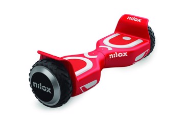 Picture of NILOX DOC 2 HOVERBOARD RED AND WHITE