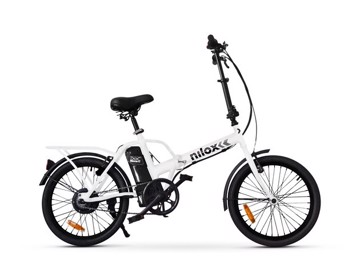 Picture of NILOX DOC E-BIKE X1 WHITE Ηλεκτρικό ποδήλατο