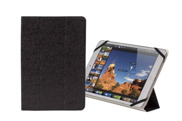 "Εικόνα της RivaCase 3122 black/white double-sided tablet cover 7-8"" Θήκη tablet"