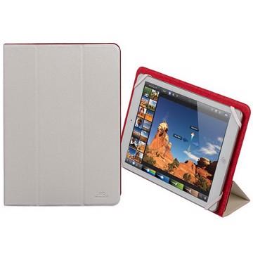 """Εικόνα της RivaCase Malpensa 3127 white/red double-sided tablet cover 10,1"""" Θήκη tablet"""