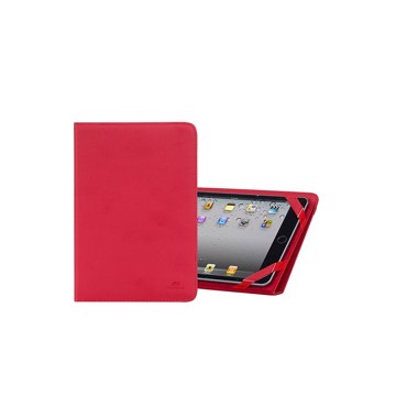 "Picture of RivaCase Gatwick 3217 red kick-stand tablet folio 10.1"" Θήκη tablet"
