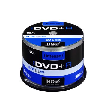Picture of Intenso DVD+R 4,7GB, 50  Cake Box
