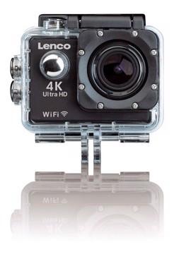 Εικόνα της LENCO Sportcam-700 4K ACTION CAMERA