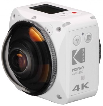 Εικόνα της KODAK PIXPRO 4KVR360 Dual Ultimate Pack