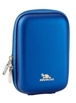 Εικόνα της RivaCase 7103 (PU) DAVOS Digital Case Light Blue Θήκη φωτογραφικής μηχανής