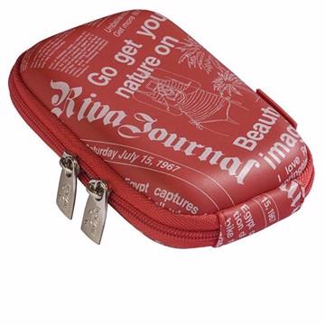 Picture of RivaCase 7103 (PU) DAVOS Digital Case Red Newspaper Θήκη φωτογραφικής μηχανής