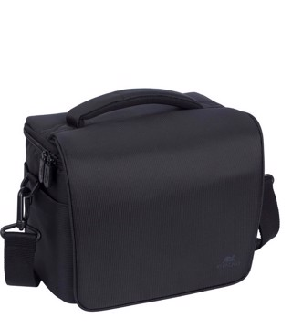 Picture of RivaCase 7303 (PS) SLR Camera Bag black Τσάντα μεταφοράς DSLR