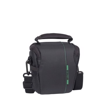 Picture of RivaCase 7410 (PS) Green Mantis Digital Camera Bag black Τσάντα μεταφοράς Mirrorless