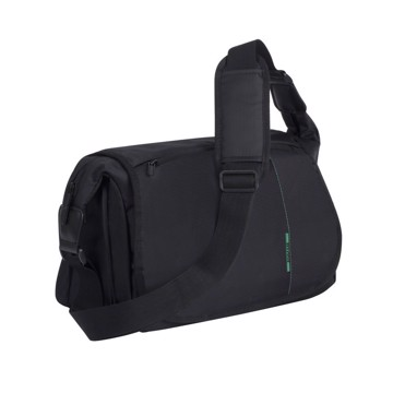 Picture of RivaCase 7450 (PS) Green Mantis SLR Messenger Bag black Τσάντα μεταφοράς DSLR