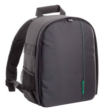 Picture of RivaCase 7460 (PS) Green Mantis SLR Backpack black Τσάντα μεταφοράς DSLR