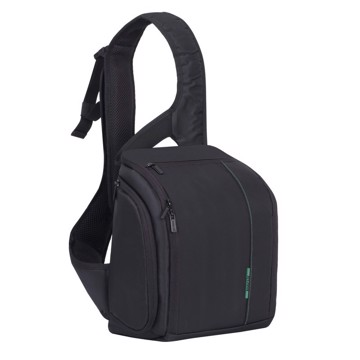 Picture of RivaCase 7470 (PS) Green Mantis SLR Sling Case black Τσάντα μεταφοράς DSLR