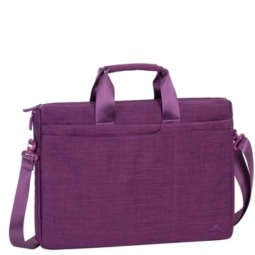 "Picture of RivaCase 8335 Purple Laptop bag 15.6"" / 7"