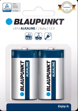 Picture of Blaupunkt Alkaline LR14 C  2 pack