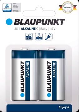 Εικόνα της Blaupunkt Alkaline LR14 C  2 pack