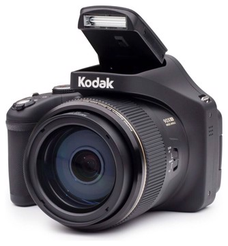 Picture of KODAK PIXPRO AZ901 BLACK Ψηφιακή Μηχανή