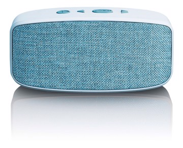 Picture of LENCO BLUETOOTH SPEAKER  BT-120 BLUE Ηχείο Bluetooth