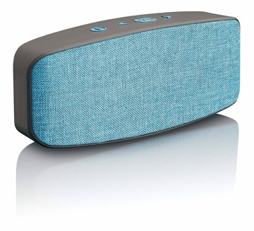 Εικόνα της LENCO BLUETOOTH SPEAKER  BT-130 BLUE Ηχείο Bluetooth