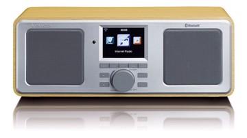 Εικόνα της LENCO INTERNET RADIO DIR-150 WOOD Ραδιόφωνο διαδικτύου