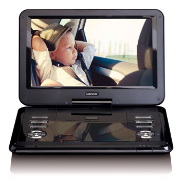 Εικόνα της LENCO PORTABLE DVD DVP-1210 Συσκευή αναπαραγωγής DVD