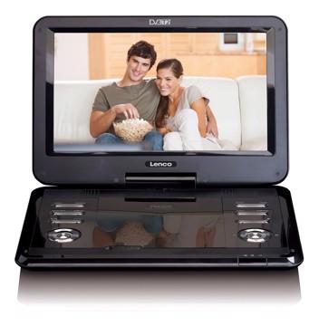 Εικόνα της LENCO PORTABLE DVD DVP-1273 Συσκευή αναπαραγωγής DVD
