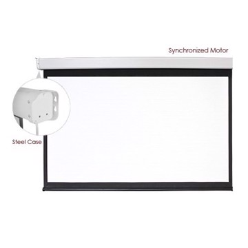 "Picture of BRATECK ELECTRICAL SCREEN 180"" ESAA180"