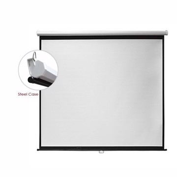 Picture of PROJECTION SCREEN MANUAL 2mX2m ESBB112