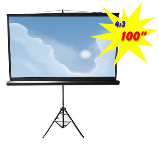Φωτογραφία από PROJECTION SCREEN  WITH TRIPOD ESDC100