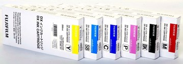 Picture of DX INK CARTRIDGE YELLOW (DX-100)