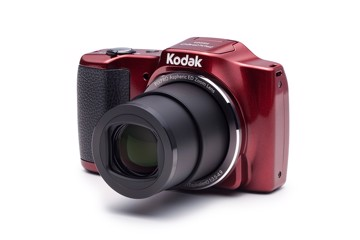 Picture of KODAK PIXPRO FZ201 RED Ψηφιακή Μηχανή