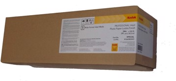Picture of Kodak Professional Inkjet Photo Paper Lustre 61cm x 30m 255gr