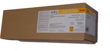 Picture of Kodak Professional Inkjet Matt paper  111cm x 30m 230gr