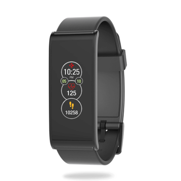 Εικόνα της MYKRONOZ ZEFIT4HR BLACK Activity tracker