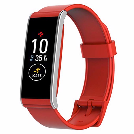 Φωτογραφία από MYKRONOZ ZEFIT4 RED/SILVER Activity tracker