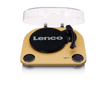 Picture of LENCO TURNTABLE LS-40 WOOD Πικάπ