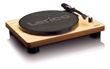 Picture of LENCO TURNTABLE LS-50 WOOD Πικάπ