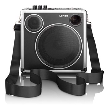 Εικόνα της LENCO PORTABLE SOUND SYSTEM PA-45 Φορητό Ηχείο Bluetooth