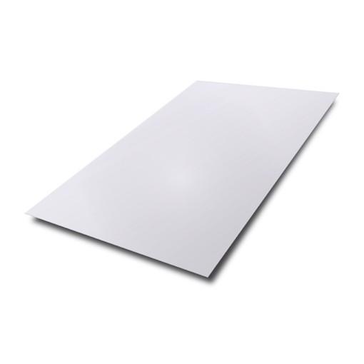 Φωτογραφία από Aluminium sheets  White Core A 3mm, 125cm x 250cm MATT LITE