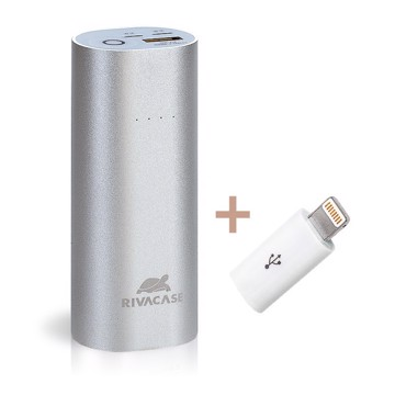 Picture of RIVAPOWER VA1005 (5000mAh) portable rechargeable