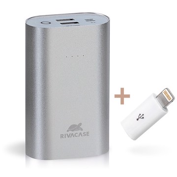 Picture of RIVAPOWER VA1010 (10000mAh) portable rechargeable