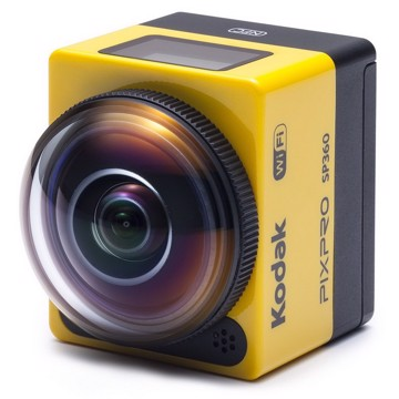 Picture of KODAK PIXPRO SP360 Aqua Kit Action camera