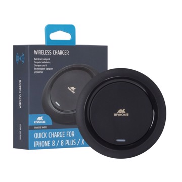 Picture of RIVACASE VA4913 BD1 wireless fast charger black 10W, 15/120