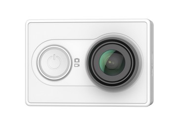 Picture of YI ACTION CAMERA Basic Edition 1080p WHITE
