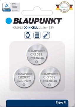Εικόνα της Blaupunkt Coincell CR2032  3 pack