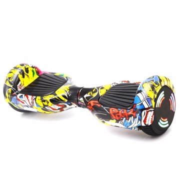 Εικόνα της URBANGLIDE HOVERBOARD 65-FLASH BT MULTICOLOR