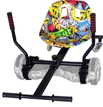Picture of URBANGLIDE KART DRIFTER MULTICOLOR Κάθισμα drifter