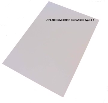 Picture of LUCKY ADHESIVE PAPER 63cmx93cm Type 3-2