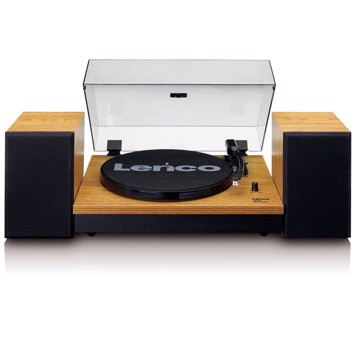 Picture of LENCO TURNTABLE LS-300 WOOD Πικάπ