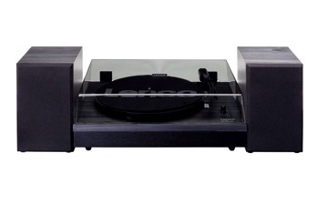 Picture of LENCO TURNTABLE LS-300 BLACK Πικάπ